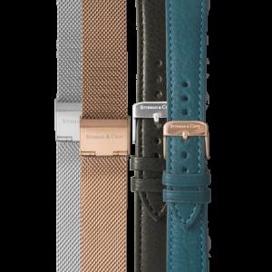 Individuelle Armbänder aus nachhaltigem Naturleder