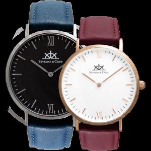 Uhren mit kratzfestem Saphirglas