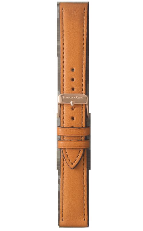 Nachhaltiges Armband für deine Uhr in hellbraun