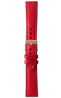 Individual sustainable leather strap